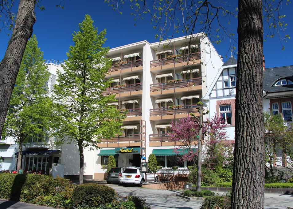 Hotel Central in Bad Neuenahr