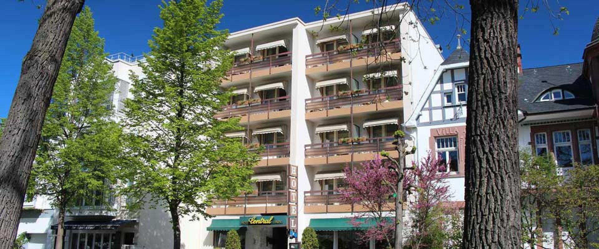 Hotel Central in Bad Neuenahr