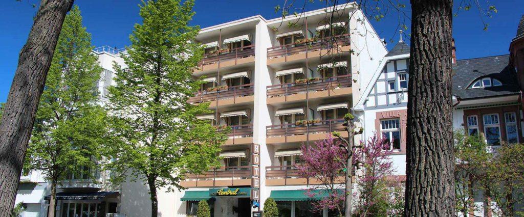 Central Hotel Bad Neuenahr, Zeit für Erholung im Ahrtal